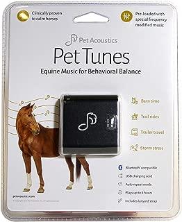 Pet Tunes Bluetooth Speaker Preloaded with Calming Equine Music
