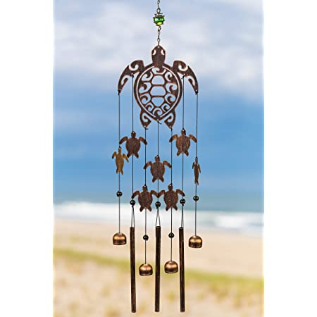 New Teenage Mutant Ninja Turtles Figural Metal Wind Chime