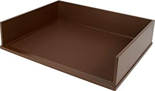 Sponsored Ad - Victor Mocha Brown Collection, Letter Tray, Brown, (B1154)