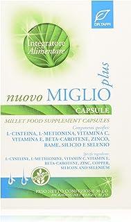 MiglioPlus - Dr. Taffi Integratore Miglio Plus - 60 Capsule