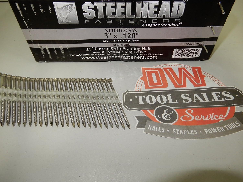 Steelhead ST10D120RSS 3