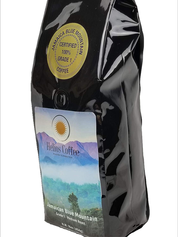 100% Jamaican Blue Mountain Coffee Whole Genuine Bean Origin 1lb Colorado Springs Mall Pure