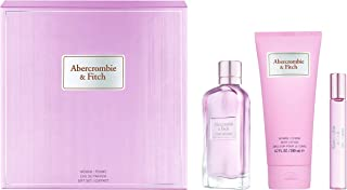 Abercrombie & Fitch Abercrombie & Fitch First Instinct Woman Edp + Locion Hidratante + Miniatura 15Ml 315 ml