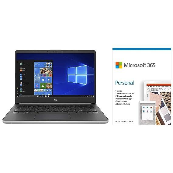HP Notebook PC 340S G7 14-inch Laptop (10th Gen Core i5-1035U/8GB/512GB SSD/Windows 10 Pro/Intel UHD