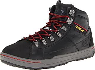Caterpillar Men's Brode Hi Steel Toe Skate Shoe