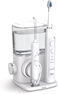 Waterpik Complete Care 9.0 Sonic Electric Toothbrush + Water Flosser, White