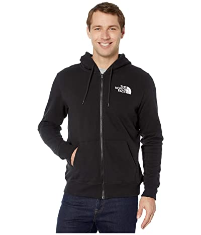 The North Face Half Dome Full Zip Hoodie (TNF Black) Men