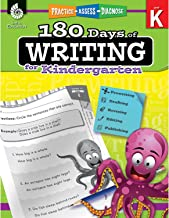 Best 180 days of writing for kindergarten Reviews