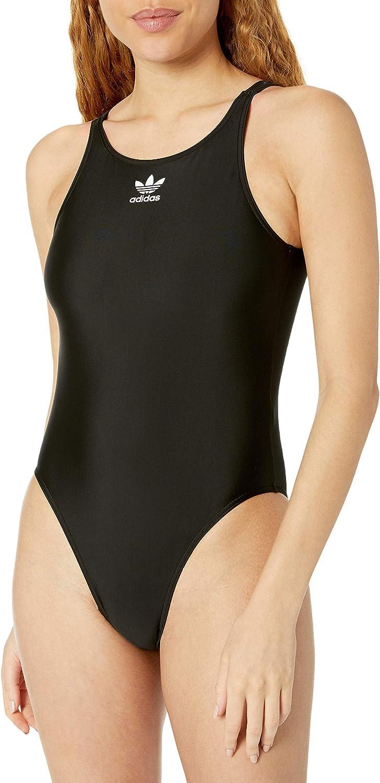 adidas Originals Women's Trefoil Swim Suit