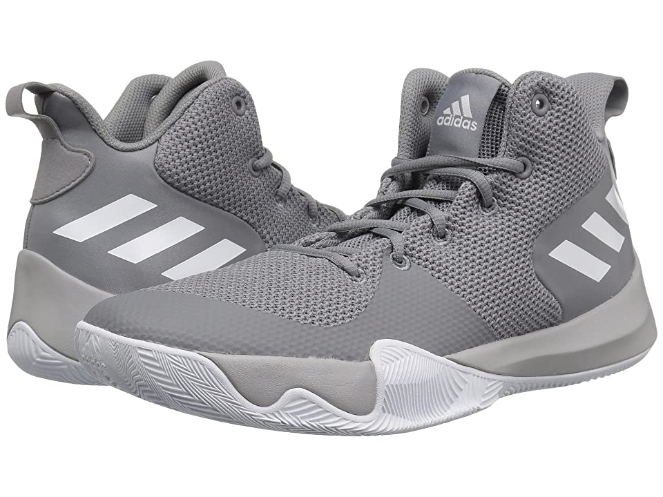 adidas Explosive Flash (Grey 3/White/Grey 2) Men