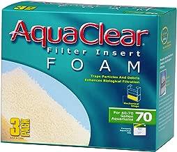fluval 70 foam