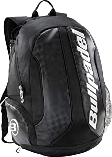 Bullpadel Mochila Avant Carbon Black