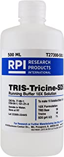 tricine sds running buffer