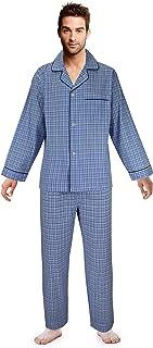 Casual Trends Men's Pajama Set Broadcloth Pajamas for Men,