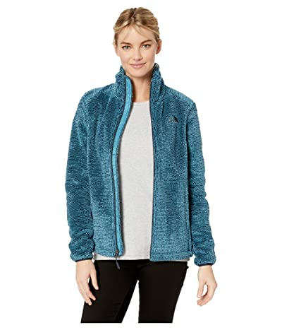 The North Face Osito 2 Jacket (Urban Navy/Storm Blue Stripe) Women