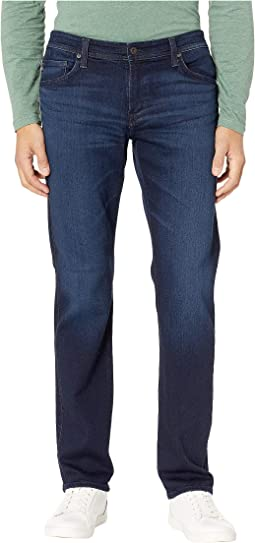 Graduate Tailored Leg Denim Pants in Compass