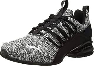 Mens Axelion Trainers Mid Top Sneakers