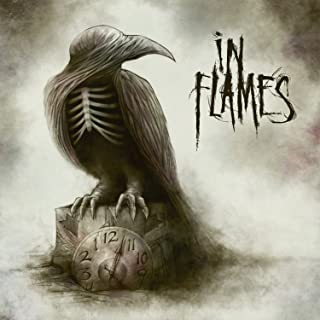 in flames sounds of a playground fading shirt