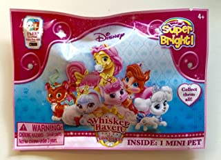 Disney Whisker Haven Tales with the Palace Pets Super Bright Edition - Series 4 Blind Bag w/ 1 Mini Pet