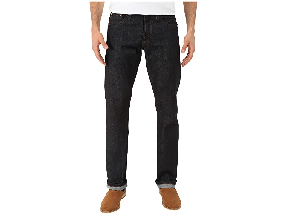 The Unbranded Brand - The Unbranded Brand Straight in Indigo Selvedge