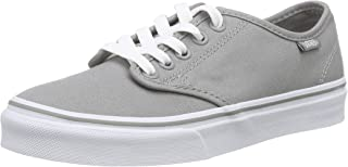 حذاء رياضي كلاسيكية بياقة منخفضة مزين بشريط للنساء من فانس