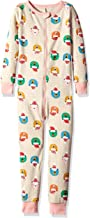 Gymboree Girls' Big 1-Piece Tight Fit Long Sleeve Pajama