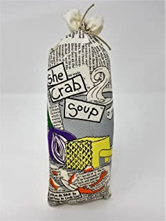 Best charleston she crab soup mix Reviews