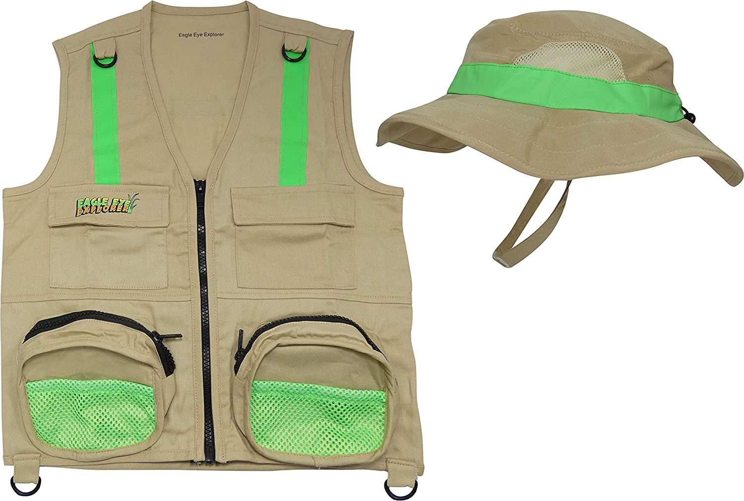 Eagle wholesale Eye Explorer X-Small Combination Directly managed store Set Gir Boys Safe for and