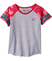 True Religion Kids - Football Tee Shirt (Toddler/Little Kids)