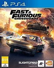 Velozes E Furiosos: Encruzilhada - PlayStation 4