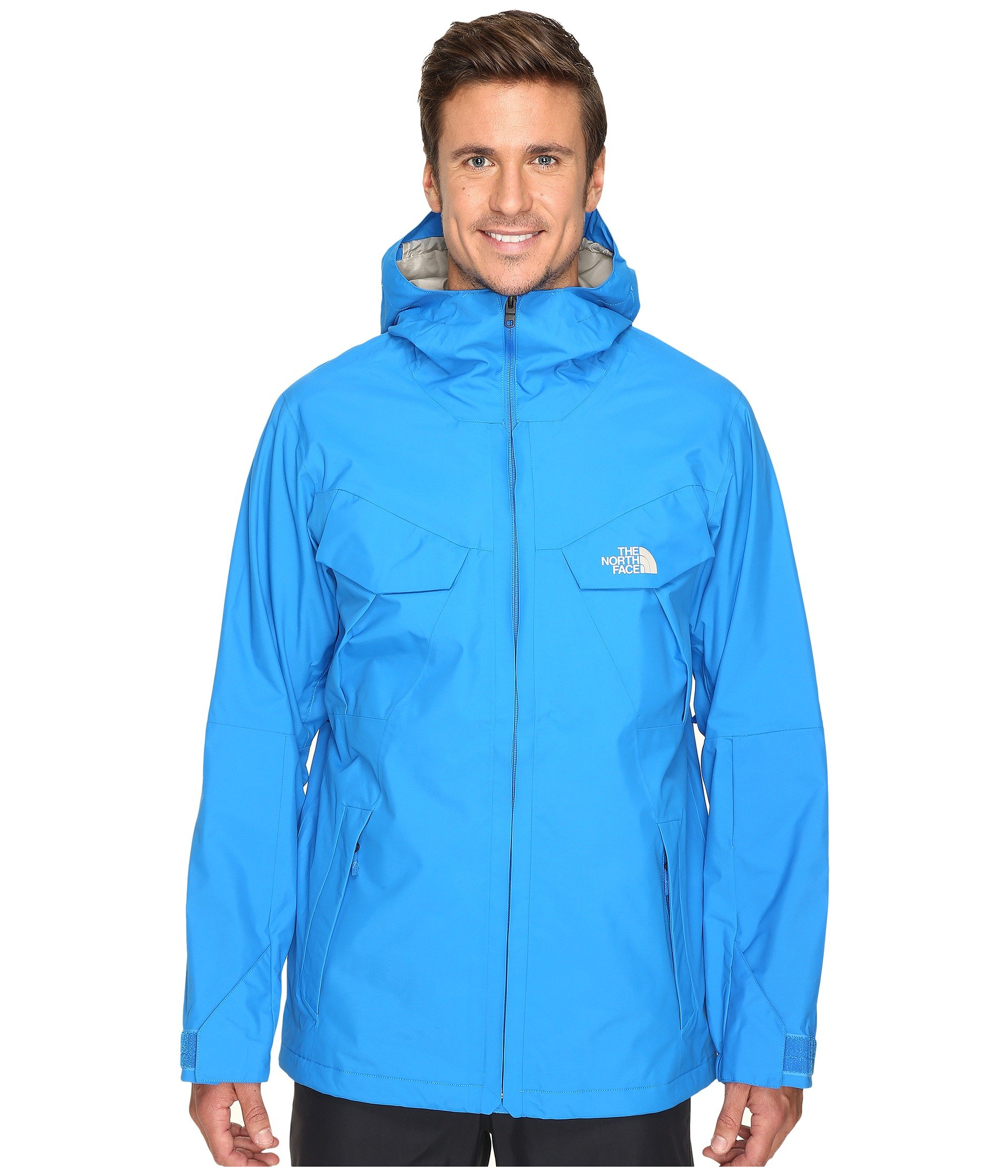 The North Face Brohemia Mens Waterproof Jacket (Multicolor)