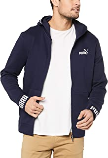 PUMA Men's Amplified Hooded Jacket FL