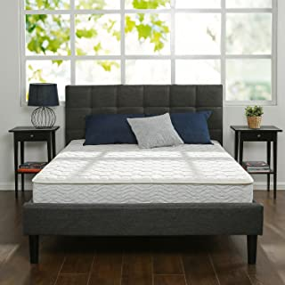 Zinus 8 Inch Green Tea Spring Mattress, Queen