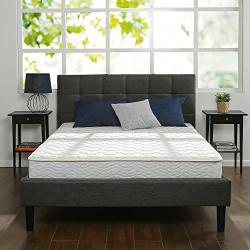 Zinus 8 Inch Green Tea Spring Mattress, Twin