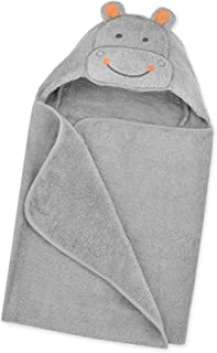 Toalla BabyCrate capucha con orejas de algod/ón org/ánico grueso y suave