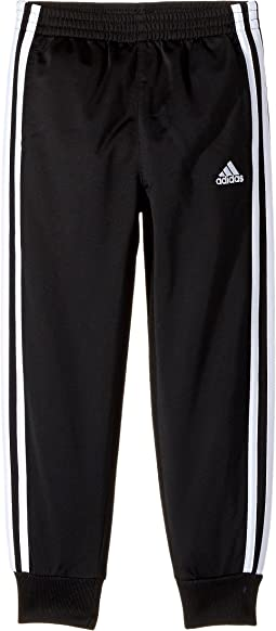 adidas Kids - Iconic Tricot Jogger Pants (Toddler/Little Kids)