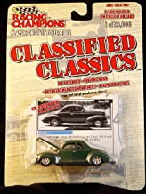 Racing Champions Classified Classics - '40 Ford Coupe - Limited Edition 1/20,000 - Issue #16