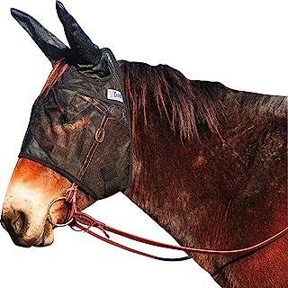 Cashel Quiet Ride Mule Fly Mask, Standard with Ears, Mule Arabian/Small Mule