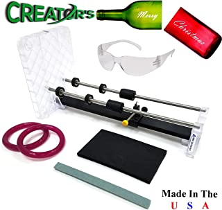 Best glass cutting techniques for bottles Reviews