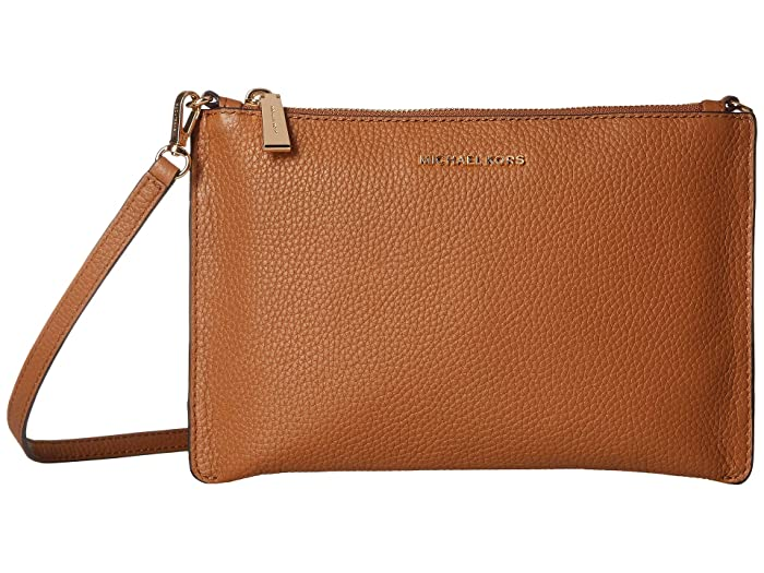 uk store 50% off new product MICHAEL Michael Kors Large Double Pouch Crossbody | Zappos.com