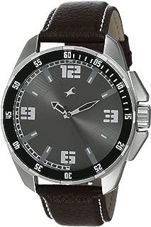 Fastrack Analog Grey Dial Men's Watch -NK3084SL02
