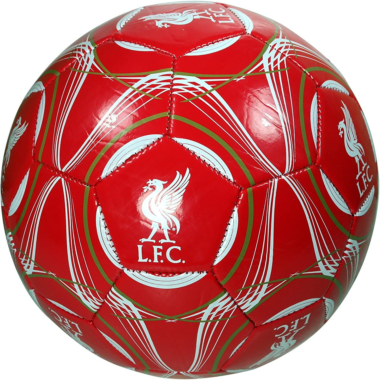 Liverpool Direct stock discount F.C. Authentic Official Licensed 5 Ball Size Soccer Max 59% OFF