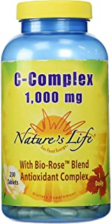 Nature's Life C-Complex 1,000 mg   250 ct