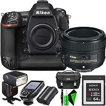 Nikon D5 DSLR Camera (Body Only, Dual XQD Slots) + Nikon 50mm 1.8G AF-S Lens + Sony 64GB QXD Memory Card + GODOX Flash (TTL) with Built-in Receiver + TTL Wireless Transmitter