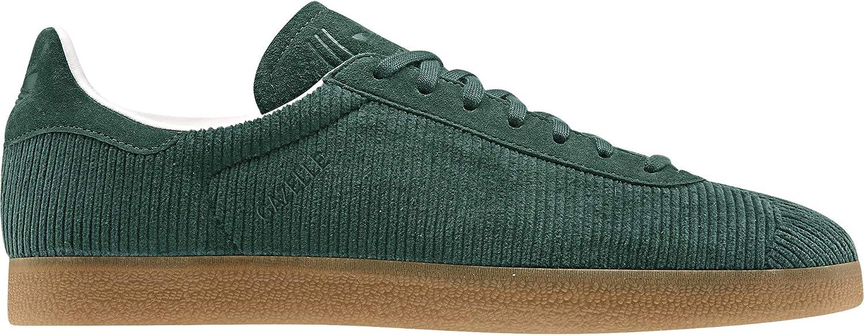 adidas Hombre Gazelle Zapatillas Verde, 48 2/3