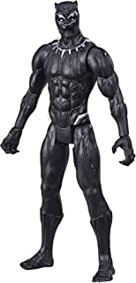 Avengers Marvel Titan Hero Series Black Panther Action Figure