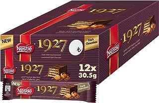 NESTLE 1927 Wafer covered in dark chocolate 30.5g x 12
