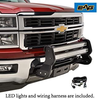 Best 2019 silverado bull bar Reviews
