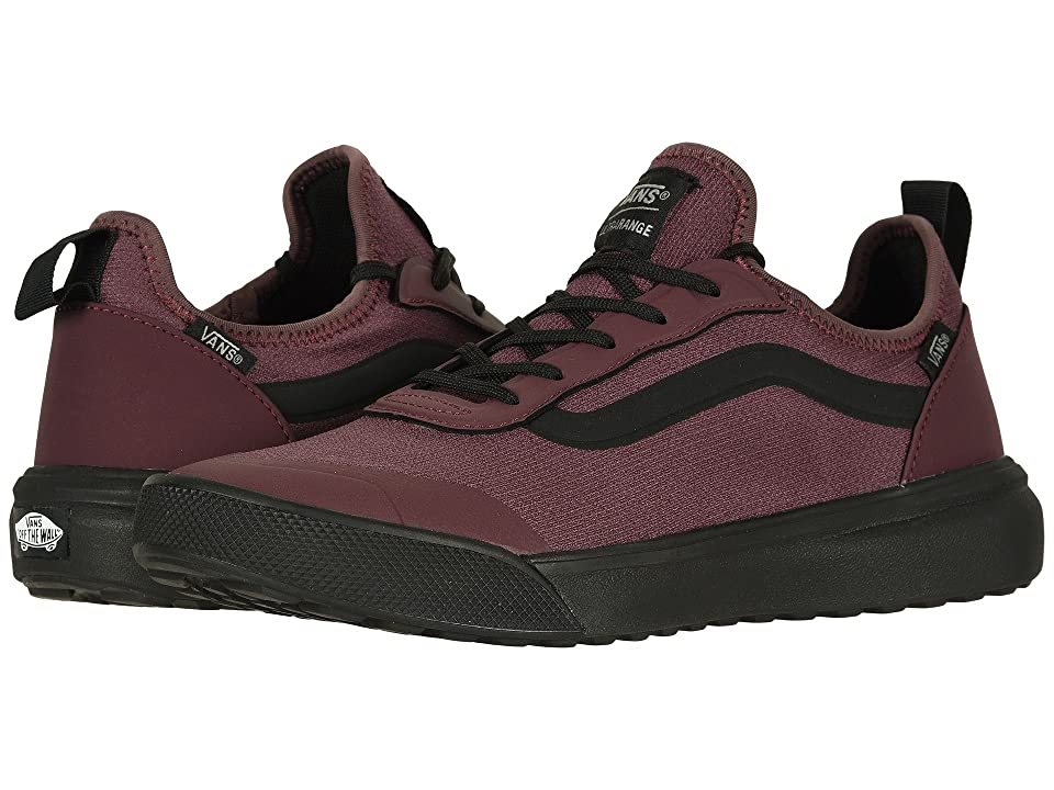 Vans UltraRange AC (Catawba Grape/Black) Skate Shoes