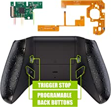 eXtremeRate Lofty Programable Remap & Trigger Stop Kit for Xbox One S & One X Controller, Mod Chips & Redesigned Back Shell & Side Rails & Back Buttons & Trigger Lock for Xbox One S X Controller 1708